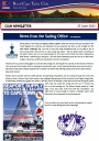 Club Newsletter - 25 June 2015