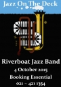 Jazz on the Deck - 4 October 2015